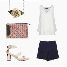 Look of the week - Collar Rose - http://eshop.dcuir.es - 100% Piel - 100% Handmade - 100% Toxic Free