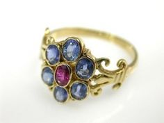 Sapphire and Ruby Cluster -