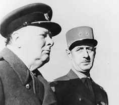 ...De Gaulle was the leader of the French Free Forces. He fled France for London on June 15, 1940 after Philippe Pétain, a World War I hero, signed an armistice with Nazi Germany. Winston Churchill gave de Gaulle permission to broadcast the speech three days later on BBC Radio. While the speech wasn't widely heard in France, it is still considered to be one of the most important speeches in French History...