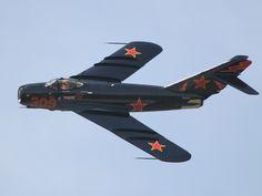 """MiG-17 """"Fresco"""""""