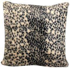 Amazon.com - Dainty Home Animal Print Safari Decorative Throw Toss Pillow, Cheetah -