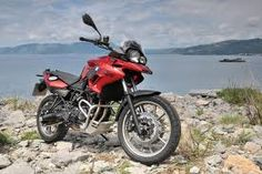 bmw gs700 red
