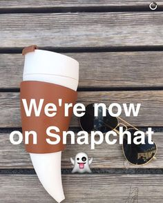 We are on Snapchat!! Follow our adventures and coffee stories on the go ☕️  Starting tomorrow! You can get some exclusive insights and behind the scenes of us introducing the GOAT Mug to live audience for the first time ever   Add us on Snapchat: goatstory