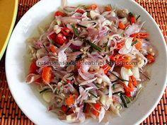 Resep Sambal Matah Khas bali   Resep Masakan Indonesia (Indonesian Food Recipe)