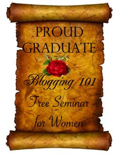 Cindy Adkins' Whimsical Musings: Free Blogging Seminar: Lots of good advice! And several different free articles on blogging