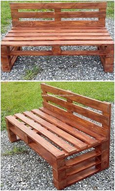 Wooden patio furniture toronto and wood patio furniture care. in 2020 Diy Projects Outdoor Furniture, Pallet Garden Furniture, Wooden Pallet Projects, Diy Furniture, Pallet Ideas, Garden Pallet, Outdoor Pallet, Outdoor Decor, Metal Projects