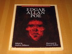 Edgar Allan Poe Stories for Young People HC Master of Suspens 1402742339 | eBay