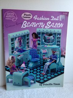 Fashion dolls plastic canvas patterns and canvas patterns on