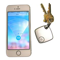 Lose your keys?  Or your phone?  Never Lose Your Smartphone or Keys Again with this Smart Bluetooth Tracking Device. Download the free mobile App on IOS or Android phones and keep track of your keys or your mobile phone if you lose them in your home, office, car or anywhere within bluetooth range. Also has a Selfie Remote to take pictures on your Smartphone remotely.