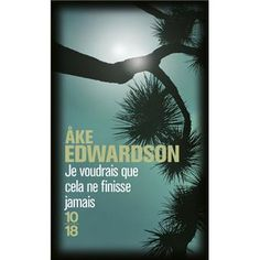 Les enquète d'Erik Winter par Äke Edwardson /// Un autre grand (en tout cas à mes yeux) du polar suédois... et du polar tout court. Une atmosphère un peu moins sombre que celle dans laquelle évolu Kurt Wallender mais des situations toujours aussi sordides et glaciales... même en plein été !