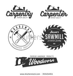 43 Best Logo Design Carpentry Images Brand Design Design Logos