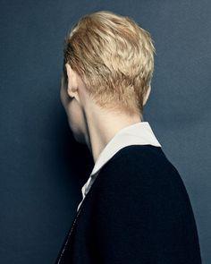 Tilda Swinton by Hong Jang Hyun Vogue Korea August 2015