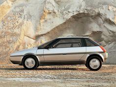 Renault Gabbiano Concept '1983 ItalDesign