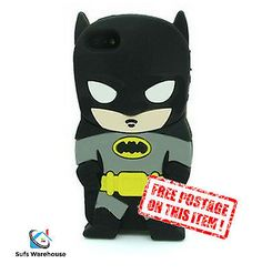 #Batman dark knight hero #silicone rubber apple iphone / ipod touch case #cover,  View more on the LINK: 	http://www.zeppy.io/product/gb/2/331821265762/