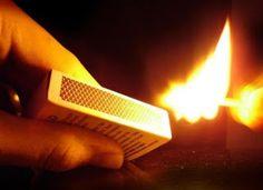 Jornal Municipal: Homem é preso após atear fogo em esposa na cidade ...