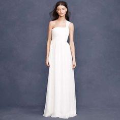 J.Crew Lucienne Wedding Dress $290