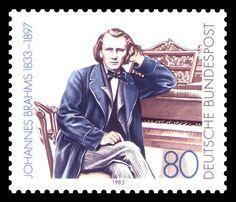Johannes Brahms Pictures