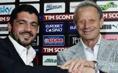 Palermo, un'altra vittima di Zamparini, Ufficiale: Esonerato Gattuso, arriva Iachini #calciomercato
