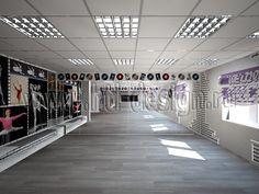 Дизайн танцевальной студии