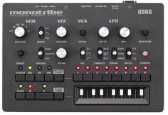 This analog synth, groovebox is on its way to me. I am excited. I traded a guitar pedal, plus a little cash, for it.