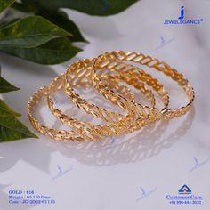 Plain Gold Bangles jewellery for Women by jewelegance. ✔ Certified Hallmark Premium Gold Jewellery At Best Price Dubai Gold Bangles, Plain Gold Bangles, Gold Bangles For Women, Dubai Gold Jewelry, Gold Bangles Design, Real Gold Jewelry, Gold Jewelry Simple, Gold Earrings Designs, Gold Jewellery