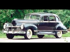 Americas Favorite Cars - 1of3 - Fabulous Fords of the 50s - YouTube
