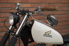 """""""Husz Bike"""" Yamaha SR 125"""