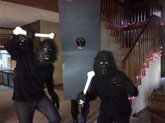 Halloween 2012 Our cool geek friends got it :D  #thinkgeekoween
