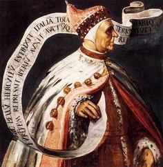 Palazzo Ducale   Domenico Tintoretto - Portrait of Giovanni Mocenigo.