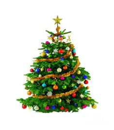Christmas Tree 1417 Digital Art by Rafael Salazar