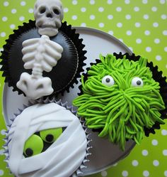 Beautiful Halloween Food: Cakes 'n more..