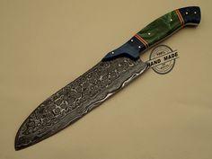 Handmade Kitchen Knives