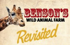 Benson's Wild Animal farm in Hudson, NH