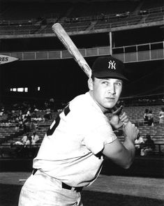 DECEMBER 7, 1962 - Tom Tresh, the Yankees shortstop and left fielder is selected as the American League's Rookie of the Year by the BBWAA. The 24-year old son of former major league catcher Mike Tresh gets 13 of the 20 votes cast by the writers, with Bob Rodgers (4), Dean Chance (1), Dick Radatz (1) and Bernie Allen (1) also receiving consideration.