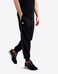 Adidas Y-3 Men's 'RG' Track Jogger Tapered Leg Sweat Pants Black Large NWT $275