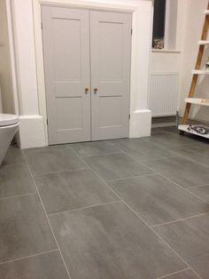 my bathroom floor, Karndean  opus urbus sp213