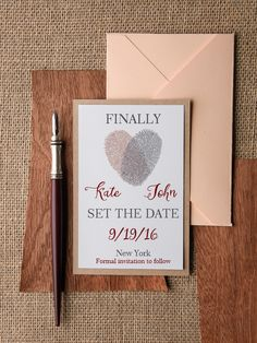 Need to lock your friends down ASAP for your Big Day?! Check out these gorge Save the Date cards to make a big impact and get that guest list off to a strong start.