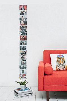 Waterfall Photo Frame - Urban Outfitters