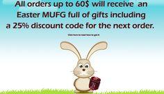 Ingress Easter Op. - Easter MUFG full of gifts - Ingress store | Ingress Items