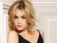 Descubre las tendencias de cortes de pelo 2015, media melena