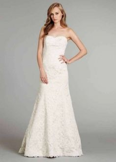 6213 Wedding Dress $1,699