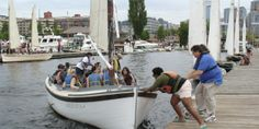 CAST OFF!! FREE PUBLIC SAIL — The Center for Wooden Boats
