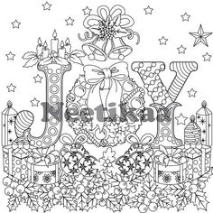 Floral Lady Adult Coloring Page Flower