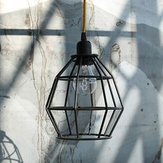 Draadlamp Loods 5