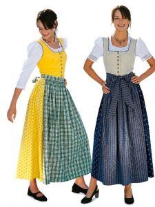 burda style: Damen - Dirndl & Trachten - Langes Dirndl