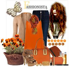 A fashion look from March 2014 featuring BOSS Orange cardigans, ONLY jeans and KG Kurt Geiger sandals. Browse and shop related looks.