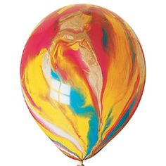 I wanna tie these marble balloons to my wrist and skip down the street.