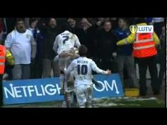 Davide Somma vs Norwich City Sat 19/02/11 Leeds United.mov - YouTube | I was there!!!