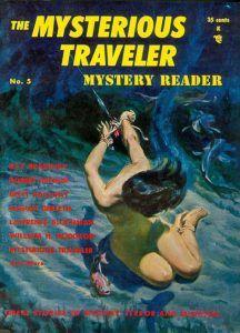 The Mysterious Traveler Mystery Reader #5 Sep. 1952