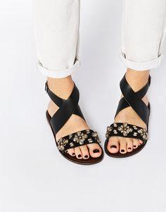 10 sandali gioiello per l'estate 2015 | Impulse